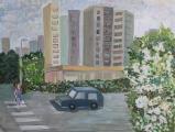 """Кипель Надежда, """"Мой город"""""""