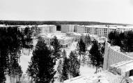 1978 Центральный, вид с МЖК, д4, 5, 21 общ, 19 сад