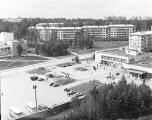 Городская площадь.1989